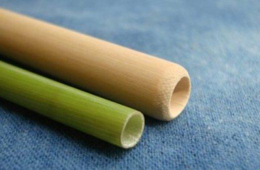 Canudo compostável é aposta de empresa vietnamita para redução do uso plastico