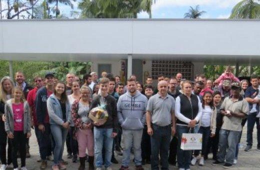 Dia da Família na Empresa encerra a 14ª Sipat na Kohler & Cia